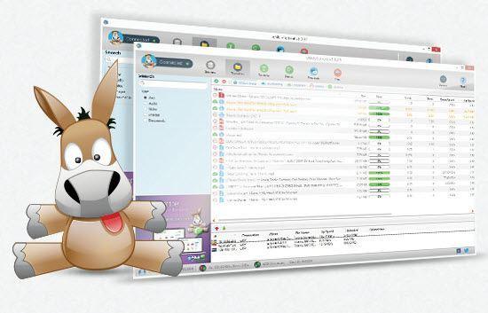 eMule Peer to Peer Software
