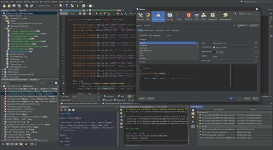 NetBeans IDE - Linux IDE