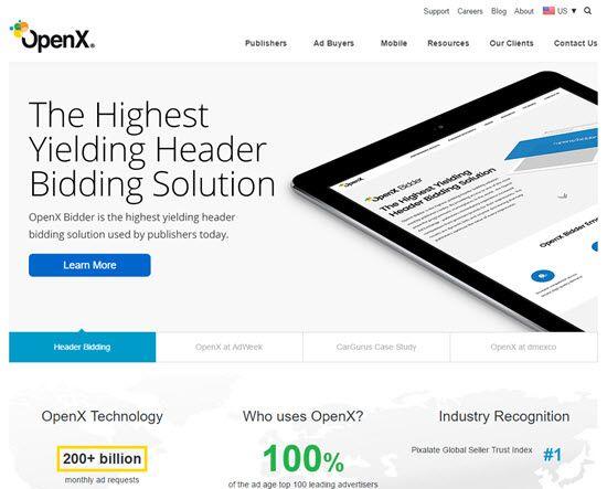 OpenX