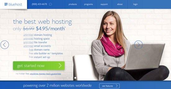 Shared Hosting Providers