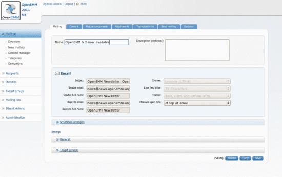 Mailing List PHP Script