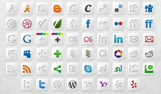 Free High Quality Web Icon Sets
