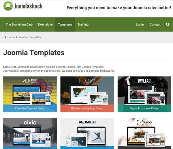 Joomlashack Buy Premium Joomla Template