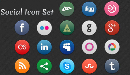 Vector Icons Sets