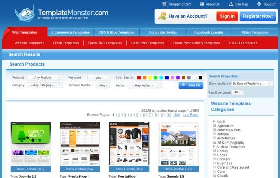 Buy Web Templates