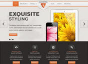 Diametric New Joomla Template by RocketTheme