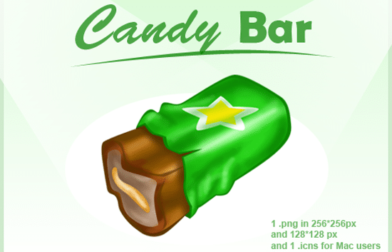 Free Candybar Icons Sets