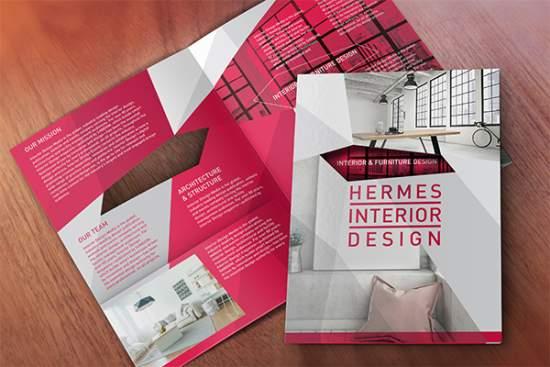 Hermes Interior Design Brochure