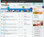 Fresco phpBB3 Style by RocketTheme