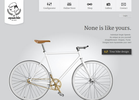 Creative Websites Design for Layout Ideas