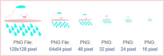 Free Cloud Icons PNG