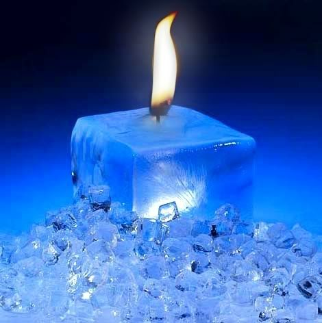 Burning Ice Graphics
