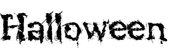 Halloween Horror Fonts
