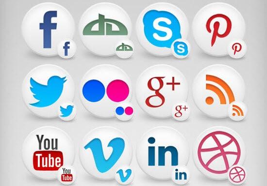 Free Social Icons
