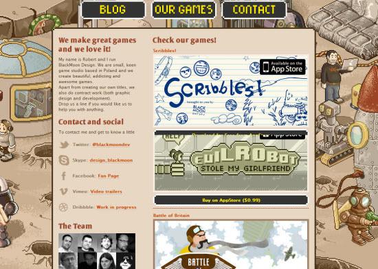 WordPress Built Websites