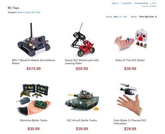 Ecwid E-commerce Shopping Cart