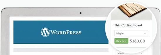 Shopify WordPress Shopping Plugin