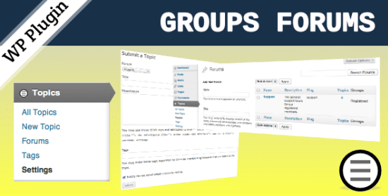 Groups Forums Premium Forum Plugin