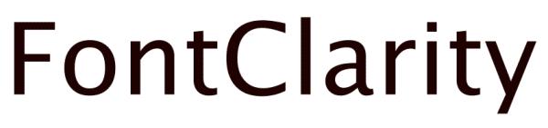 Font Protocol in Web Design