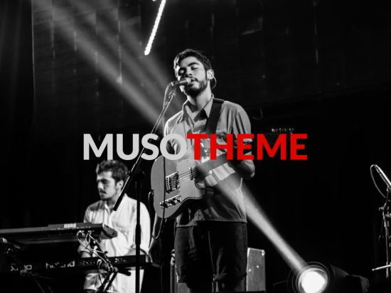 Muso Free Music Theme