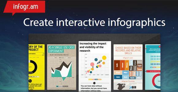 Infogr -  Infographic Maker
