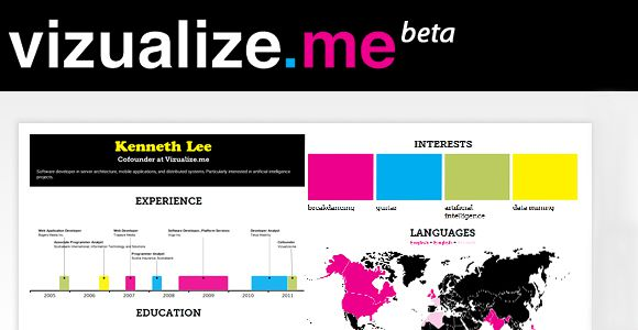 Visualize - Online Infographics Tool