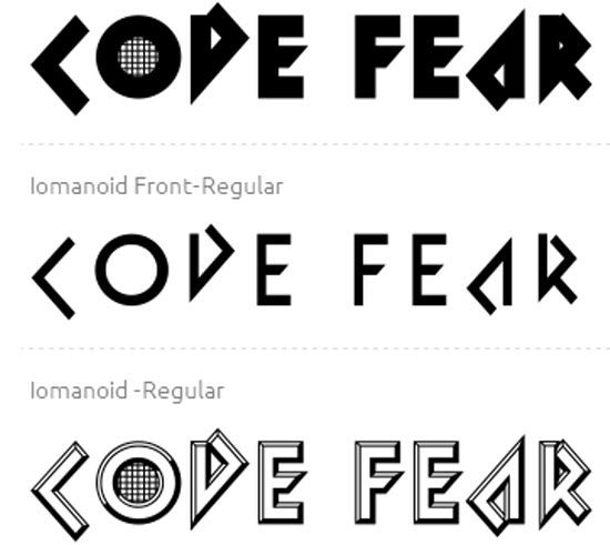 Game Fonts