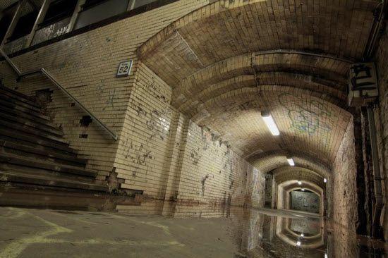 Subway Photography