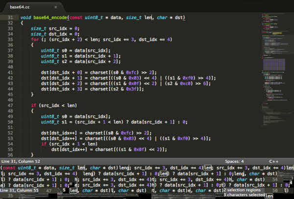 Sublime Text: A Premier Programming Text Editor