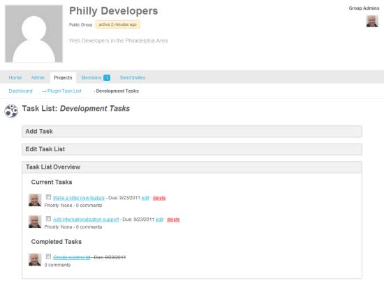 CollabPress WP Plugin