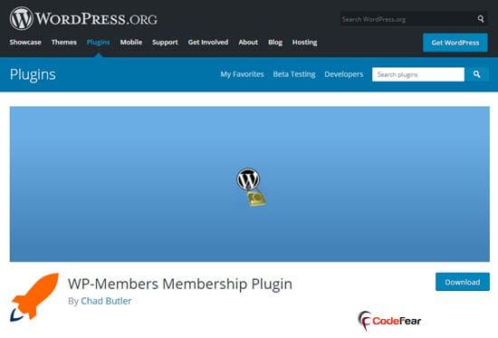 WP-Members Membership Plugin