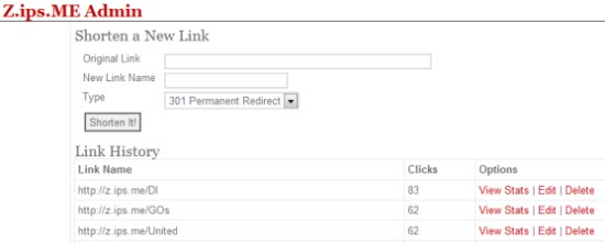 URL Shortener PHP Scripts