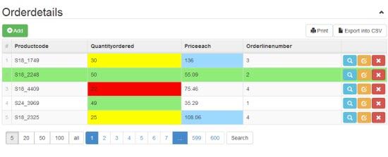 Data Management PHP Script xCRUD