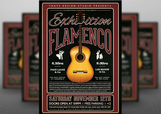 Flamenco Flyer