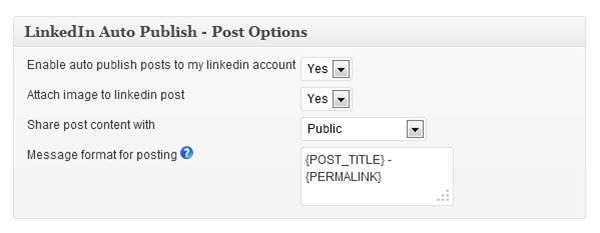 LinkedIn WordPress Plugins