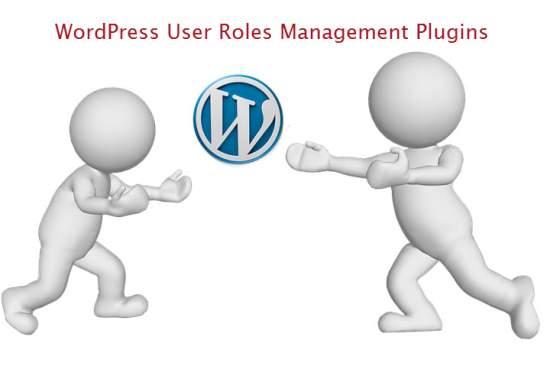 WordPress User Roles and Capabilities Management Plugins