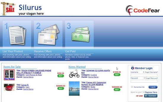 Silurus Classified Scripts