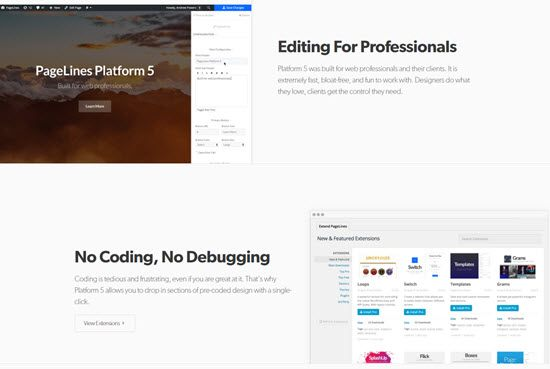 PageLines Drag and Drop Page Builder