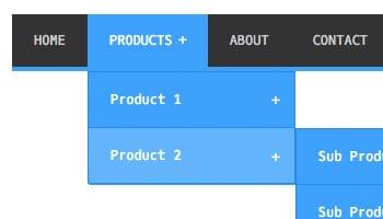 CSS Menu Generator Sites