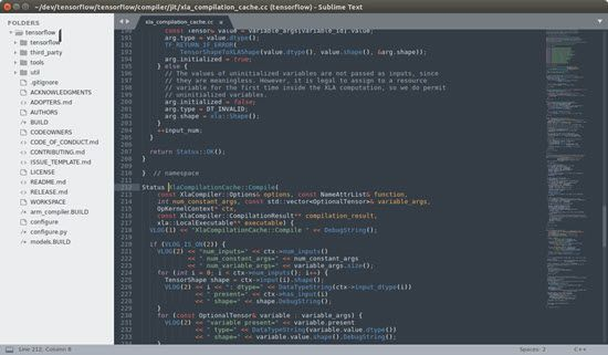 Sublime Text CSS Editors