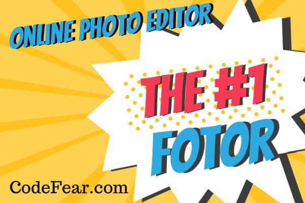 Fotor Best & Easy to Use Online Photo Editor
