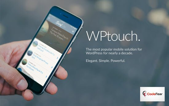 WPtouch Best WordPress Plugins