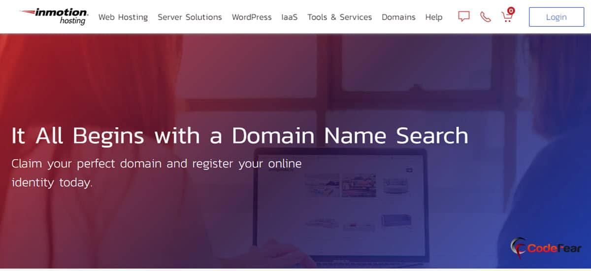 InMotion Domain Name