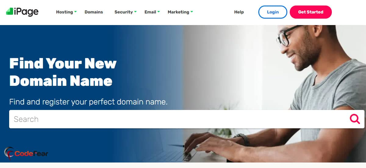 iPage Domain Name