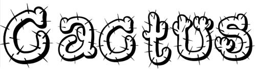 Cactus Sandwich