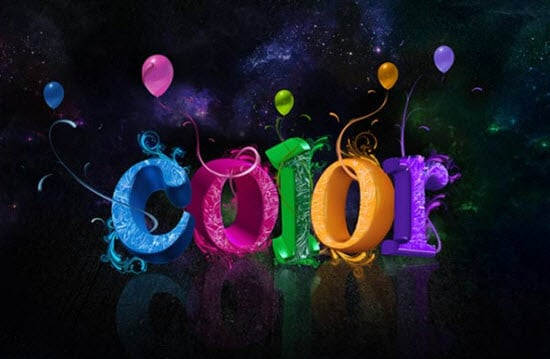 Photoshop Text Effects