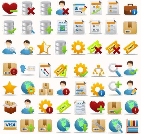 New Free Icons Set