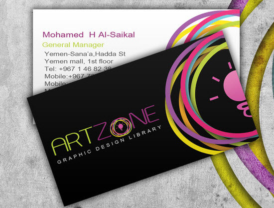 Beautiful Business Cards Design